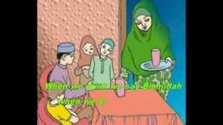 getlinkyoutube.com-Bismillah   I Am A Muslim