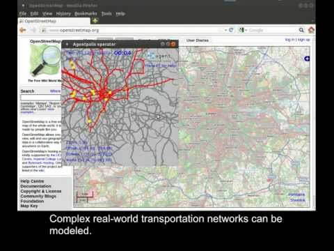 AgentPolis: Modular Framework for Agent-based Multi-Modal Mobility Simulations