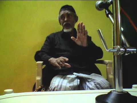 HH Vappa Nayagam Chennai Visit - Sep 18, 2011 (Part-1/4)