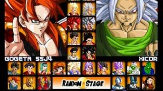 getlinkyoutube.com-Dragon Ball AF Mugen Edition by Ristar87 DOWNLOAD