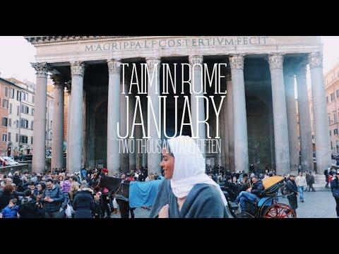 تيم في روما | TAIM IN ROME