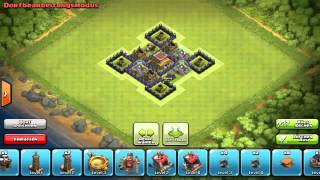 getlinkyoutube.com-Clash fo clans จัดบ้าน8
