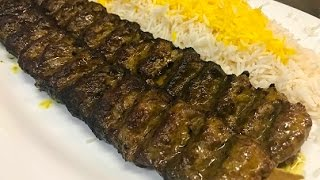 getlinkyoutube.com-How To Make Persian Beef Koobideh Kebab