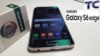 getlinkyoutube.com-Samsung Galaxy S6 Edge Green Emerald (verde smeraldo)