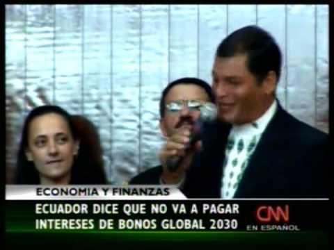 El default de Ecuador