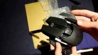 Unboxing razer ouroboros | انبوكسنق وتجربة ماوس ريزر