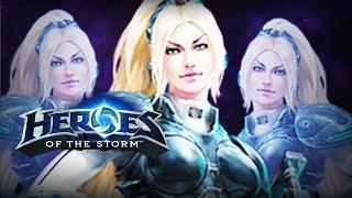 getlinkyoutube.com-♥ Heroes of the Storm (Gameplay) - Nova, Decoy Build (HoTs Quick Match)