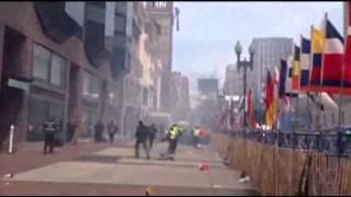 Wybuchy w Bostonie podczas maratonu