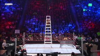 getlinkyoutube.com-Kane vs. Edge vs. Rey Mysterio vs. Alberto Del Rio - World Heavyweight Championship TLC Match: WWE T