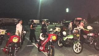 getlinkyoutube.com-〜残された走り屋たち〜  GT380/KH250/KH400/GS400/RG250 トライスターズ