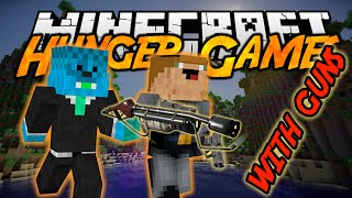 getlinkyoutube.com-Minecraft: HUNGER GAMES WITH GUNS! [#2] (ft. MarkoKOFS)