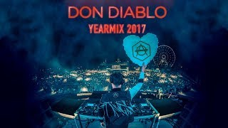 Don Diablo Year Mix 2017