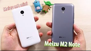 getlinkyoutube.com-Meizu M2 Note vs Meizu M2 Mini Рассуждение - Сравнение