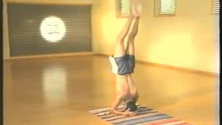 getlinkyoutube.com-Sharath Rangaswamy Jois Practices Ashtanga Yoga Advanced A (1999)