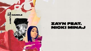 Zayn   No Candle No Light  Lyric Video  Feat. Nicki Minaj