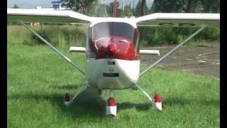 getlinkyoutube.com-Samoloty ultralekkie Ekolot (Junior i Topaz) - film reklamowy 2010