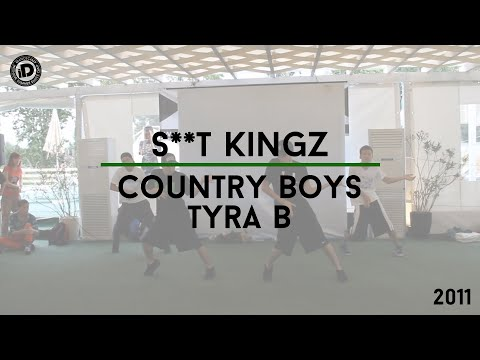 S**t Kingz &quot;Country Boys&quot; - iDanceCamp 2011 - Bounce Factory