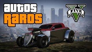 getlinkyoutube.com-GTA V | Autos Raros | Juanluis01