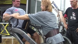 getlinkyoutube.com-Tom Platz and Lee Priest - Raw Uncut Bodybuilding MOTIVATION!