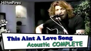 getlinkyoutube.com-This Aint A Love Song - Acoustic COMPLETE