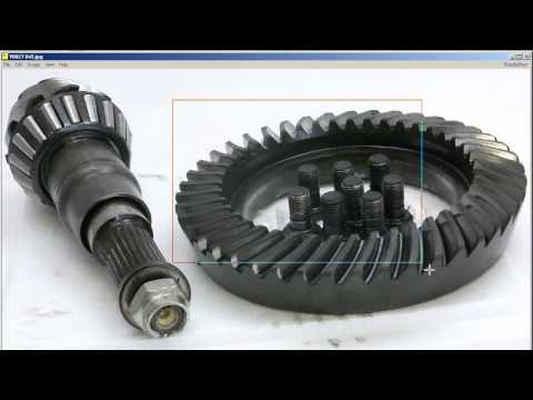 4.3 ratio Ring gear and pinion AE86 Corona corolla sprinter trueno levin