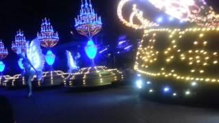 getlinkyoutube.com-Hong Kong Disneyland Parade - 23-Oct-2015 7:30pm
