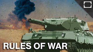 What Are The Rules Of War?