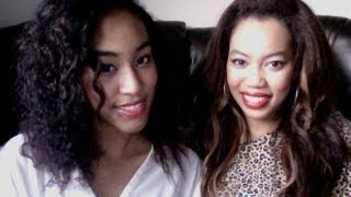getlinkyoutube.com-Blasian Sisters