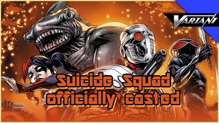 getlinkyoutube.com-One Shot: Suicide Squad Casting Thoughts!