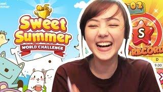 Sweet Summer World Challenge