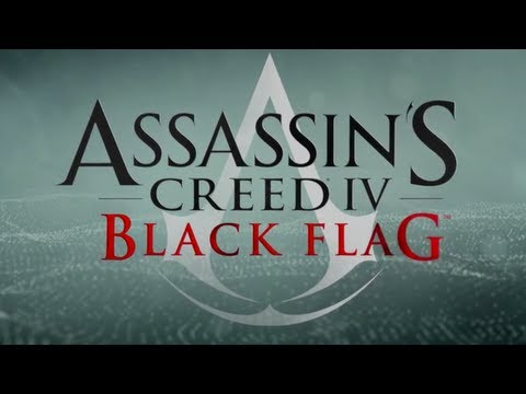 Assassins Creed 4 Black Flag - Premiere Trailer (PS3/X360/WiiU/PC) [HD]