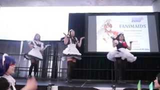 "getlinkyoutube.com-Fanimaid Live! 2014 Saturday - 4. ""Mr. Music"""