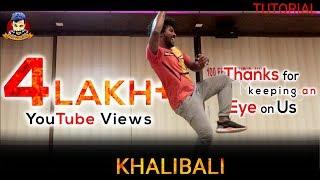 Dance Tutorial   Khalibali step-by-step   Padmaavat   Ranveersingh   Deepika Padukone   Shahid