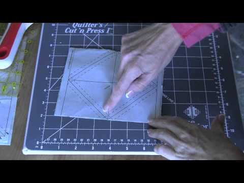 Fons & Porter: Sew Easy, Triangle Surprise