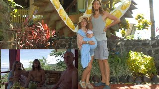 getlinkyoutube.com-Денис, Карина и райский остров Самал! Фрукторианская семья, Филиппины, Май 2015 г.