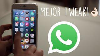 getlinkyoutube.com-El Mejor Tweak Para WhatsApp - Maudricio