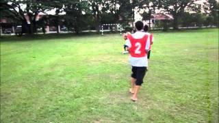 getlinkyoutube.com-Drill Kemahiran Bola Baling - 1M1S