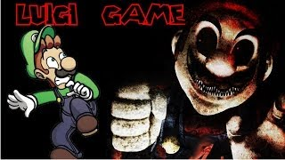 getlinkyoutube.com-LUIGI.EXE - PLEASE DON''T KILL ME, MARIO! [Horror Game]