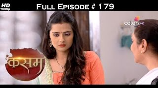 Kasam   9th November 2016   कसम   Full Episode (HD)