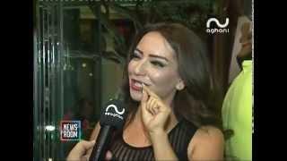 getlinkyoutube.com-أمل عرفة ردت على منتقدي دنيا وصرحت: حققت حلمي ورسمت ابتسامة على وجه الشعب السوري