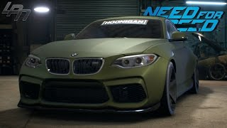 getlinkyoutube.com-NEED FOR SPEED (2015) - BMW M2 GAMEPLAY (TUNING, COP CHASE, DRIFTING, RACES)