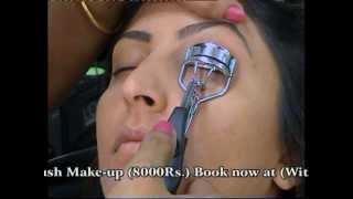 getlinkyoutube.com-Beauty Parlour in Nashik   Airbrush Makeup in Nashik