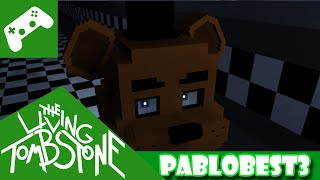 Five nigths at Freddy´s 3 song│Die in a Fire│Minecraft song animation│Song by The Living Tombstone