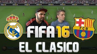 getlinkyoutube.com-FIFA 16 REAL MADRID VS FC BARCELONA FULL GAMEPLAY [HD+ 60FPS PS4 / XBOX ONE]