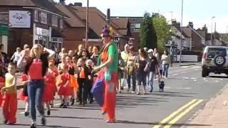 Rubery Festival Parade 2015