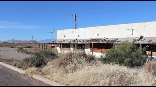 getlinkyoutube.com-RAMBO Fictional Hometown - ABANDONED - Bowie Arizona