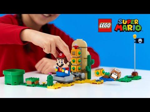 LEGO Super Mario Desert Pokey Expansion Set - 71363