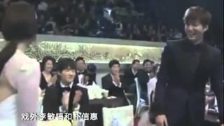 getlinkyoutube.com-李敏鎬秀智承認戀情 探秘男神戀愛史[My skateboard shoes]