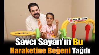 Sayan Otizm Hastası Beyzanur'un İsteğini Geri Çevirmedi!