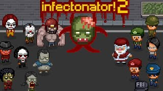 getlinkyoutube.com-Обзор Infectonator 2 [Симулятор распространения зомби вируса]